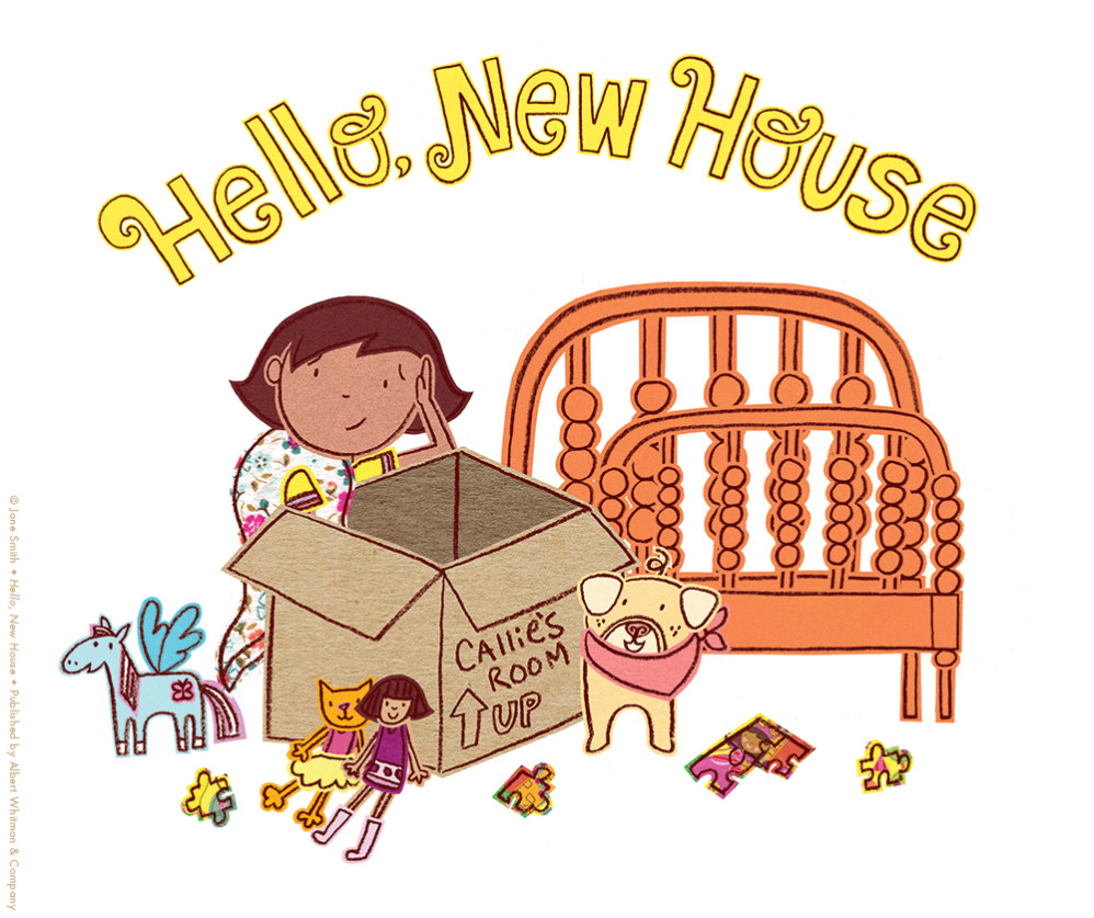 Hello, New House - Title Page