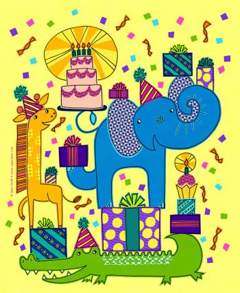 Jungle Birthday Party