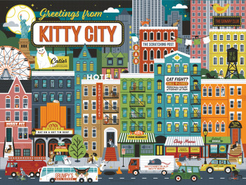 Welcome to Kitty City