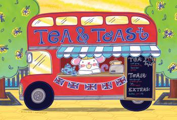 Tea & Toast Food Truck